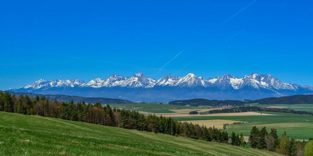 Vysoké Tatry – súhrnné poznatky onašich veľhorách